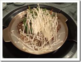 赤坂 韓国料理 チョンギワ プルコギ